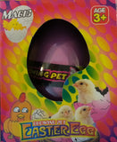 Growing Pet Easter Egg Hatching Chick - Colors Vary
