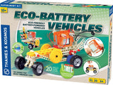 Eco-Battery Vehicles Experiment Kit By Thames & Kosmos
