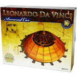 Leonardo da Vinci's Armored Car Model Kit