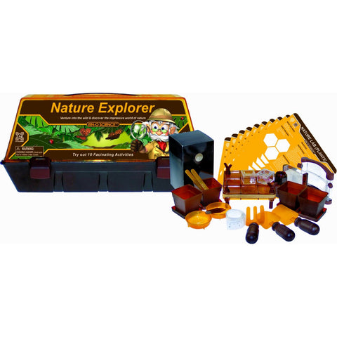 Ein-O Science Nature Explorer- Environmental Science Experiments Kit