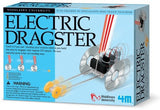 Electric Dragster Building Kit by 4M