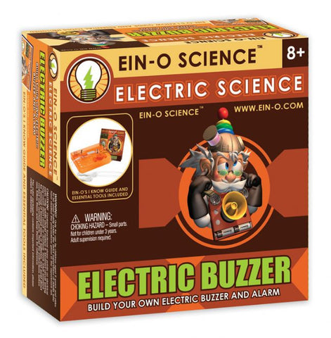Ein-O Science Electric Buzzer and Alarm Kit