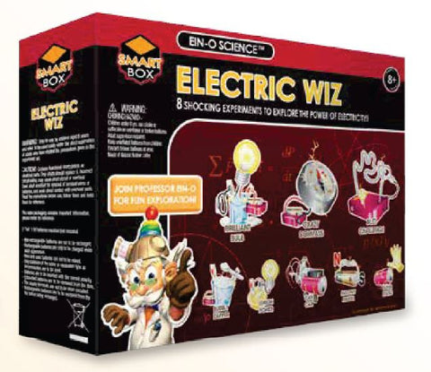 Ein-O Science Electric Wiz Experiment Kit