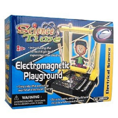 Science Time Electromagnetic Playground Kit by Toysmith