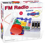 Snap Circuits Working FM Radio Kit w/4 Projects by Elenco