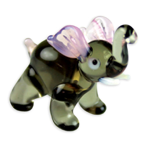 Looking Glass Torch Figurine - Ella the Elephant