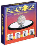 Eulers Disk  Spinning Science into Art Holographic