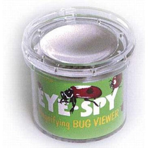Eye-Spy Magnifying Bug Viewer Critter Canister