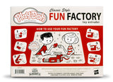 Play-Doh Fun Factory Classic Kit Includes Extruder & Modeling Compound