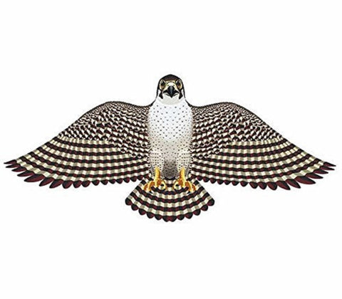 Wildlife Peregrine Falcon Bird Wing Flapper Kite 55 Inch Wingspan