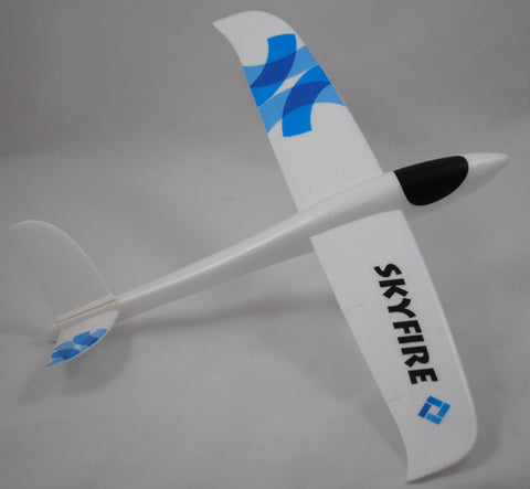 Mini-Hand Launch Plane by FireFox - SKYFIRE Glider