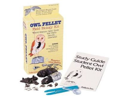 Owl Pellet Field Biology Kit