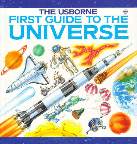 Usborne Book: First Guide To The Universe