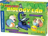 Thames & Kosmos Kids First Biology & Microscope Lab