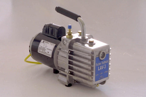 LAV-3 High Vacuum Pump 3CFM-110V, by Fischer Technical