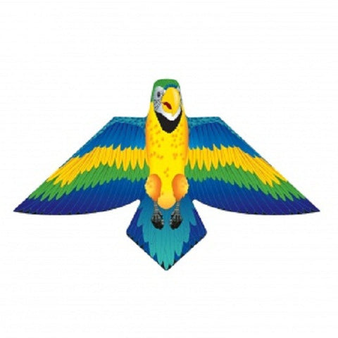 X Kites Birds of Paradise Blue Macaw - 54 Inch Wingspan