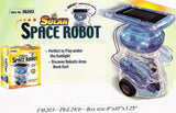 Greenex Solar Space Robot Activity Eco-Friendly Solar Science: Green Science