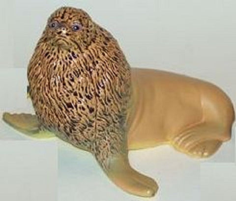 "4.5"" Realistic Rubber Seal Replica - Fur Seal"