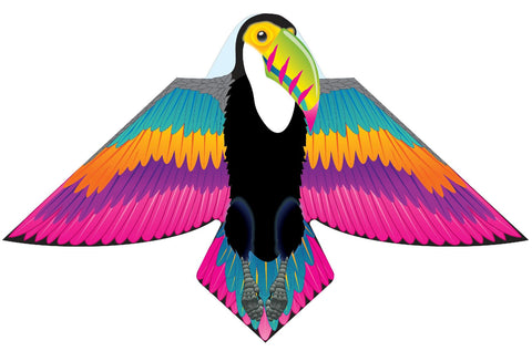 X Kites Birds of Paradise Toucan - 54 Inch Wingspan