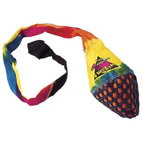 Fun Gripper 29 Inch Fling Sock - Tie Dye Colors Vary