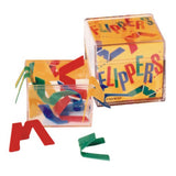 Flippers 16 Piece Flipping Game