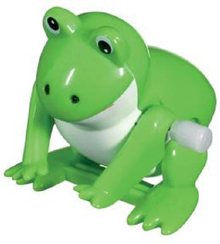 Flippin' Animal Wind-Up Frog
