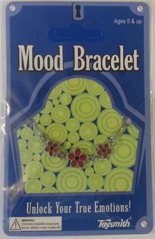 SPECIAL CLEARANCE - Mood Bracelet Pack of 6 - Two Each of Butterfly, Flower and Star Style