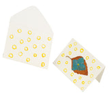 Kids Flower Press Kit and Nature Card, Gift Tag and Bookmark Kit