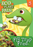 Eco Plant Pals Kit w/ Carnivorous Venus Fly Trap Seeds - Fly Trap Fred