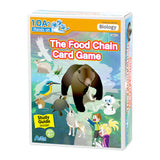 The Food Chain Card Game and Study Guide By Artec