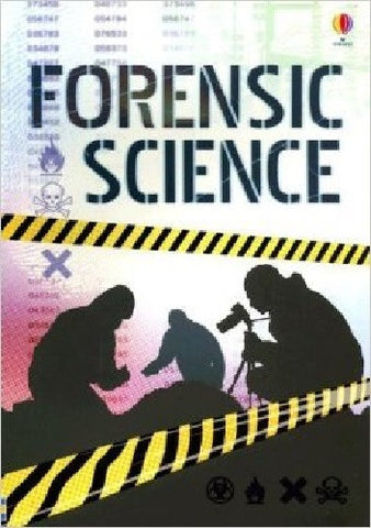 Forensic Science Book Usborne
