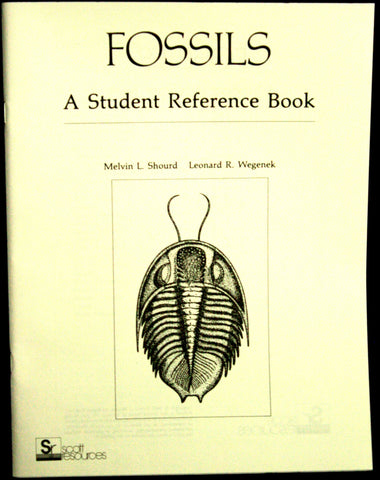 Fossil Identification Lab (A) Fossils-Student Reference Guide Book