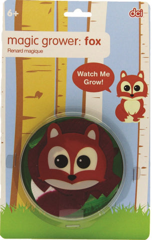 Magic Paper Grow Your Own Fox Kit by DCI