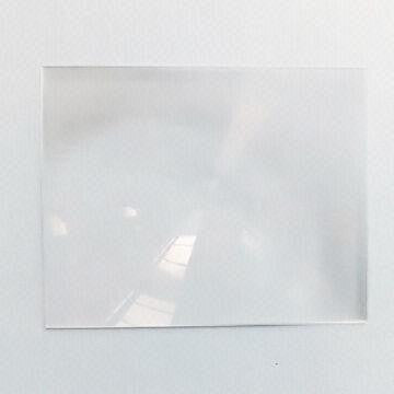 "8"" x 10"" x 2mm Thick Fresnel Lens Full Page Magnifying Sheet"