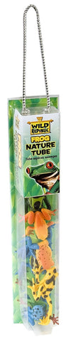 12 Piece Frog Nature Tube w/Play Mat by Wild Republic - Online Science Mall