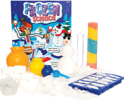 Be Amazing! Frozen Science STEM Activity Kit