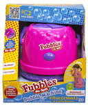 Pastel Pink Fubbles No-Spill Bubble Machine By Little Kids