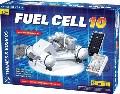 Thames & Kosmos Fuel Cell 10 Car & Experiment Kit