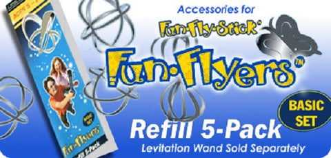 FunFlyStick REFILL Basic Set for Magic Levitation Wand