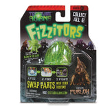 Test Tube Alien: Fizzitor - Hatching Toy Action Figure - FURLOX
