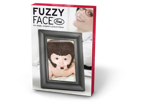 Fuzzy Face - Magic Magnetic Picture Frame