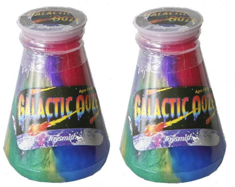 Galactic Ooze Slime Polymer - Pack of 2