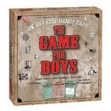Official Handy Game for Boys Activity Kit by University Games