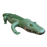 Inflatable Alligator - 62 Inch Long Animal Model