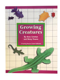SPECIAL CLEARANCE - Growing Creatures Alligator Book - Math & Science Measurement Skills Project