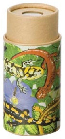 4 inch Kaleidoscope Viewing Toy: Lizards or Geckos Nature Scope