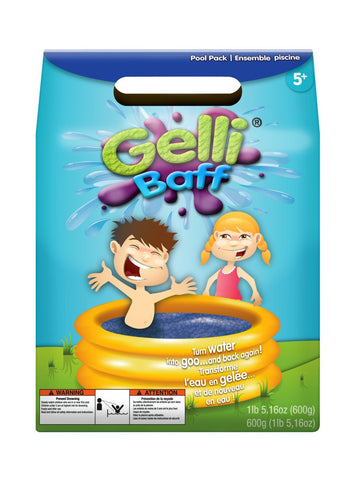 Gelli Baff Pool Pack - Turns Water Into Goo