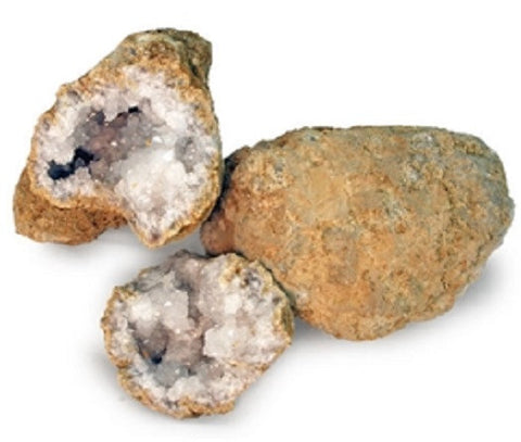 how to find geode rocks