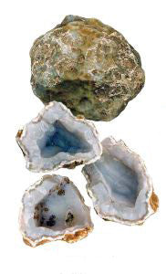 Crack Open Geodes Set of 9 Geology