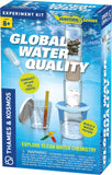 Thames & Kosmos Global Water Quality Experiment Kit